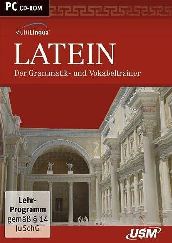9783803256133: Multilingua Latein. Der Grammatik- und Vokabeltrainer