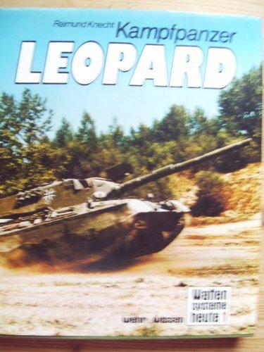 9783803302618: Kampfpanzer Leopard