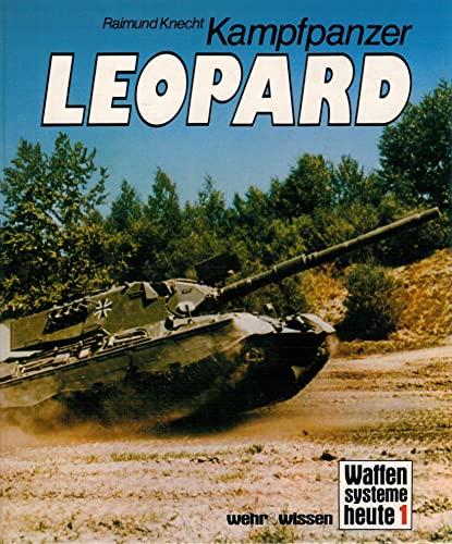9783803302625: Kampfpanzer Leopard