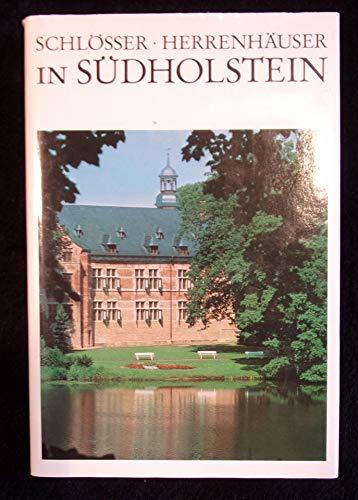 9783803512383: Schlösser und Herrenhäuser in Südholstein: Ein Handbuch mit 113 Abbildungen, davon 8 Farbtafeln