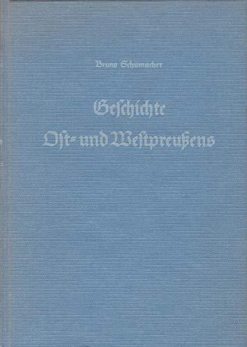 9783803512772: Geschichte Ost- und Westpreussens