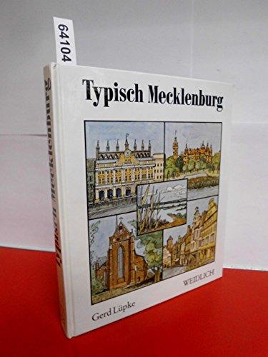 9783803512789: Typisch Mecklenburg