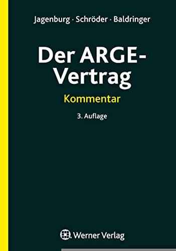 Der ARGE-Vertrag: Inge Jagenburg