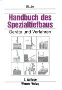 9783804142824: Handbuch des Spezialtiefbaus.
