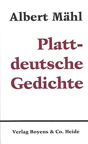 Plattdeutsche Gedichte Abebooks