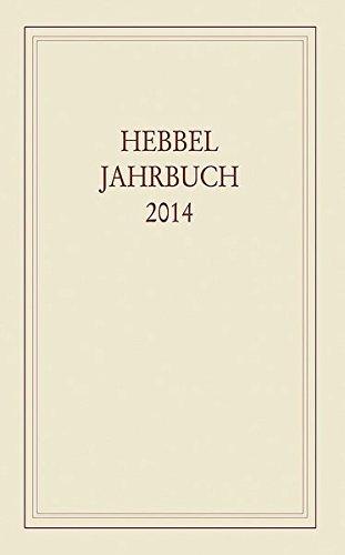 Hebbel-Jahrbuch 2014