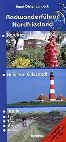 9783804211605: Radwanderführer Nordfriesland mit Eiderstedt und Inseln
