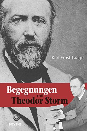 9783804214200: Begegnungen mit Theodor Storm