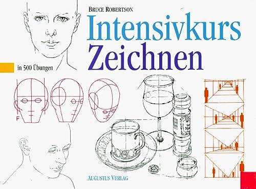 9783804301283 intensivkurs zeichnen in 500 bungen step by step 1995 zvab bruce. Black Bedroom Furniture Sets. Home Design Ideas