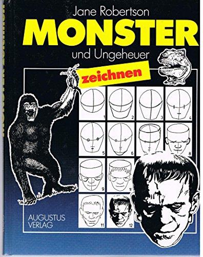 9783804301856: Monster und Ungeheuer zeichnen