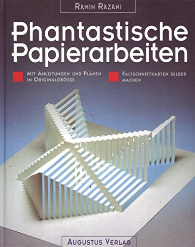 9783804302365: Phantastische Papierarbeiten