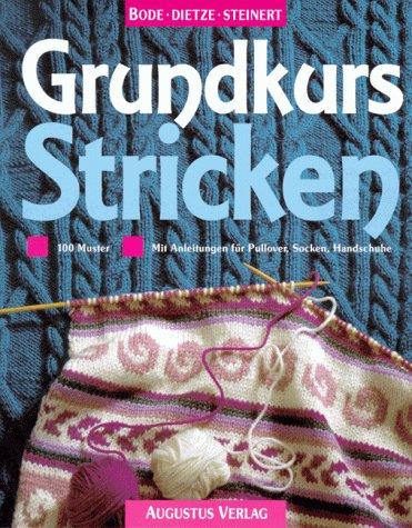 9783804304451 grundkurs stricken 100 muster mit anleitungen fr pullover socken handschuhe - Muster Fur Socken