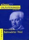 Bahnwärter Thiel Und Michael Kramer: Hauptmann, Gerhart