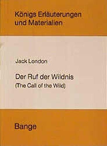 9783804403550: Ruf der Wildnis