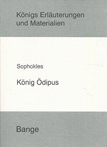 Königs Erläuterungen und Materialien, Bd.46, König Ödipus