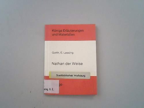 Erläuterungen zu Gotthold Ephraim Lessing, Nathan der: Lindken, Hans Ulrich