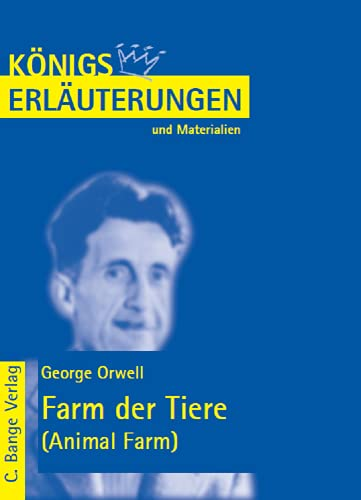 Farm der Tiere. Erläuterungen und Materialien (Paperback): George Orwell