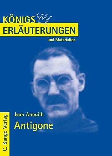 9783804417069: Antigone. Erläuterungen und Materialien