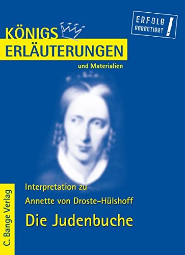 9783804417373: Die Judenbuche. Erläuterungen und Materialien. (Lernmaterialien)