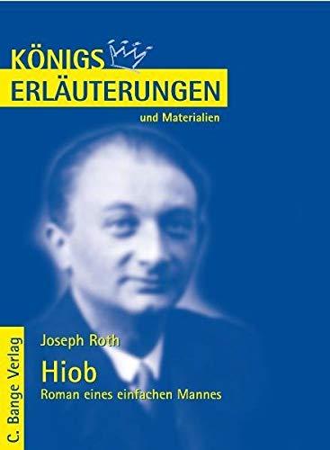 Hiob - Roman eines einfachen Mannes: Roth, Joseph
