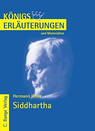 Siddhartha: Lektüre- und Interpretationshilfe: Hermann Hesse
