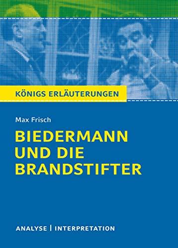 9783804419858: Biedermann und die Brandstifter