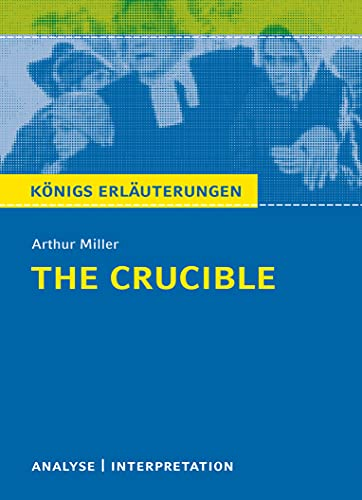 9783804420076: The Crucible - Hexenjagd von Arthur Miller.