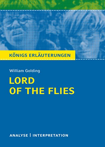 Lord of the Flies (Herr der Fliegen): William Golding
