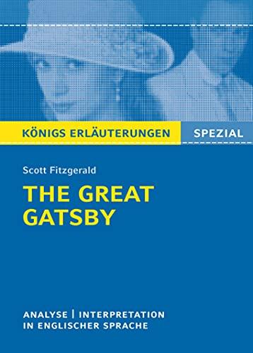 The Great Gatsby von F. Scott Fitzgerald.: F. Scott Fitzgerald