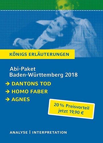 9783804498013: Abitur Baden-Württemberg 2014 - Königs Erläuterungen Paket.