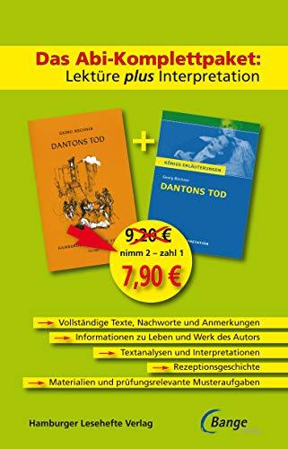 Dantons Tod - Das Abi-Komplettpaket: Lektüre plus Interpretation. Königs Erläuterung...
