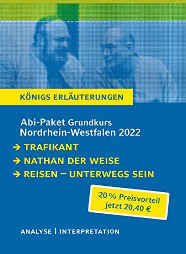 Abitur Deutsch NRW 2022 GK - Königs: Gotthold Ephraim Lessing