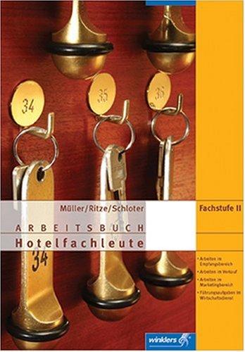 9783804558625: Arbeitsbuch Hotelfachleute