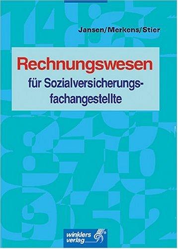 9783804564428: Rechnungswesen für Sozialversicherungsfachangestellte, EURO, Lehrbuch