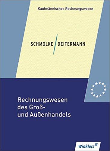 9783804569379: Rechnungswesen des Gro�- und Au�enhandels. Sch�lerbuch