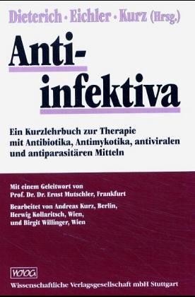 9783804714984: Antiinfektiva