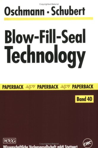 9783804716209: Blow-fill-seal Technology