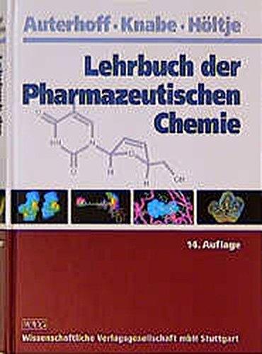 9783804716452: Lehrbuch der Pharmazeutischen Chemie