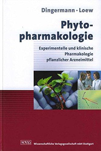 Phytopharmakologie: Theodor Dingermann