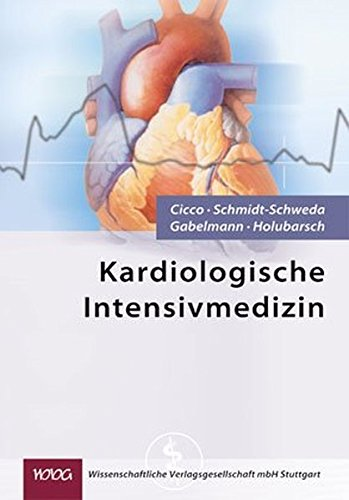 9783804719491: Kardiologische Intensivmedizin