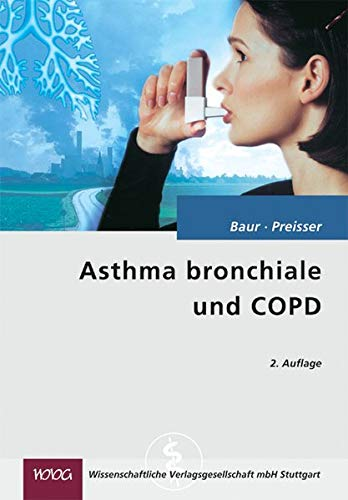 9783804719859: Asthma bronchiale und COPD