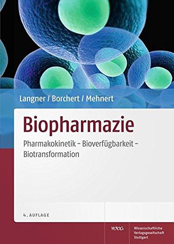 9783804725546: Title: Biopharmazie