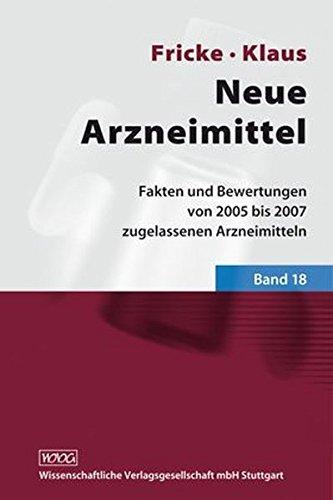 Neue Arzneimittel 18: Uwe Fricke