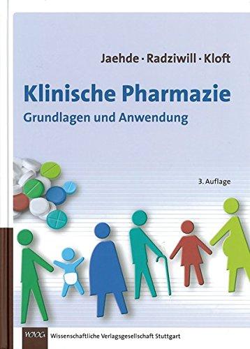 Klinische Pharmazie: Ulrich Jaehde