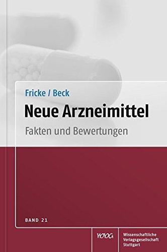9783804731820: Neue Arzneimittel Band 21