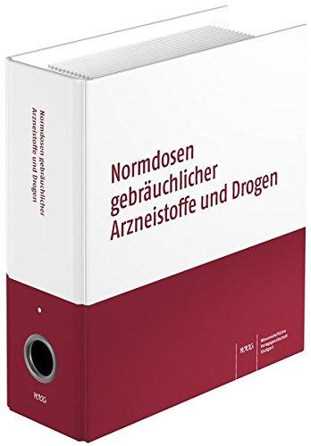 9783804735354: Normdosen gebräuchlicher Arzneistoffe und Drogen