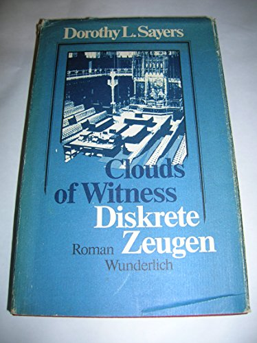 9783805203210: Diskrete Zeugen (Clouds of Witness, German edition) (Lord Peter Wimsey Mysteries, 2)