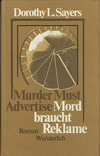9783805203272: Mord braucht Reklame
