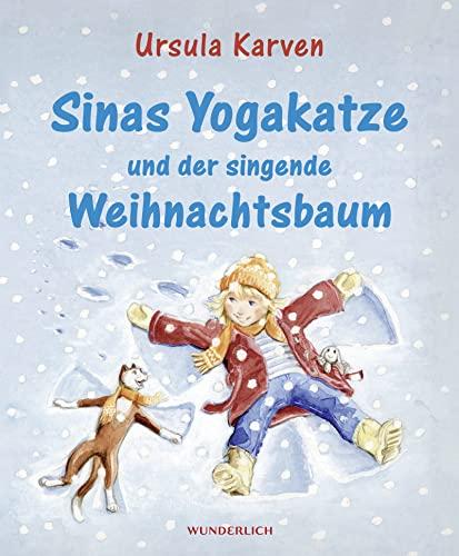 9783805208437: Sinas Yogakatze und der singende Weihnachtsbaum