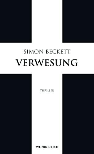 Verwesung: Simon Beckett